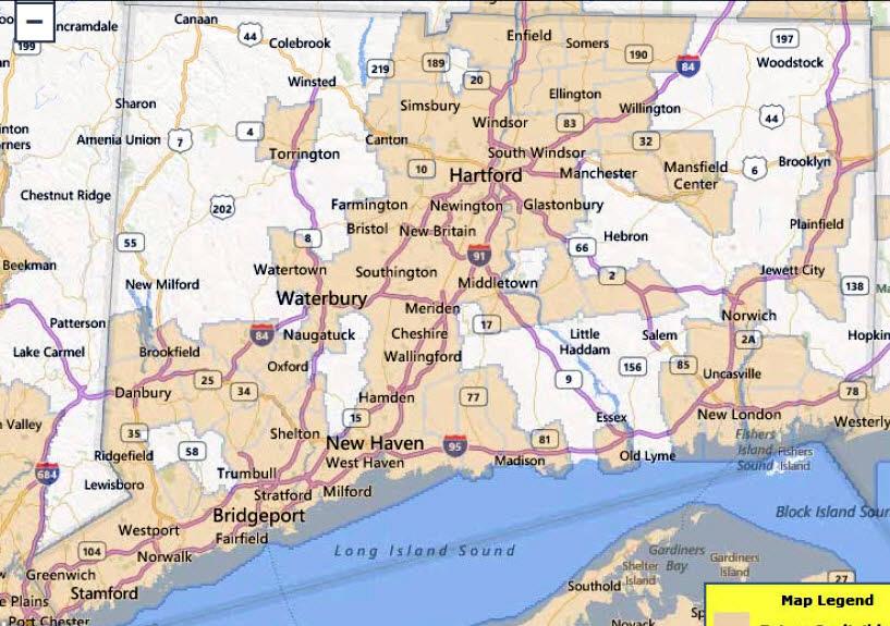 USDA - 2014 Map